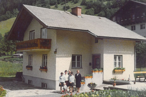 Pension Walcher - Schladming